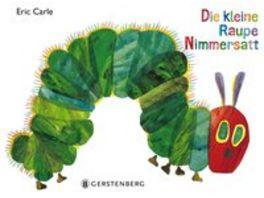 Buch Gerstenberg Die kleine Raupe Nimmersatt