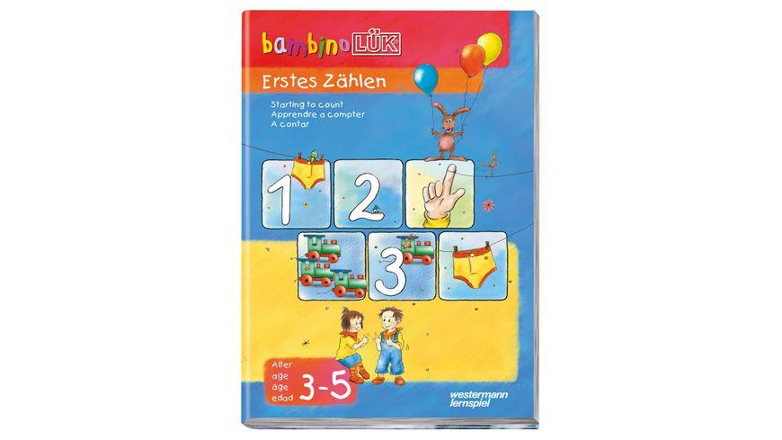 Buch Westermann bambinoLUeK Erstes Zaehlen
