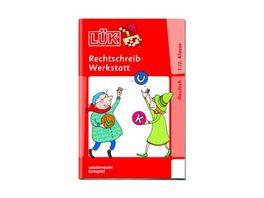 LUeK Rechtschreibwerkstatt 1 2 Klasse
