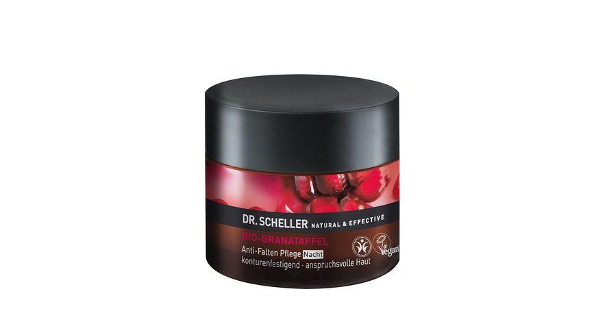 Dr Scheller Bio Granatapfel Nachtpflege