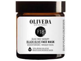 OLIVEDA Maske von schwarzen Oliven