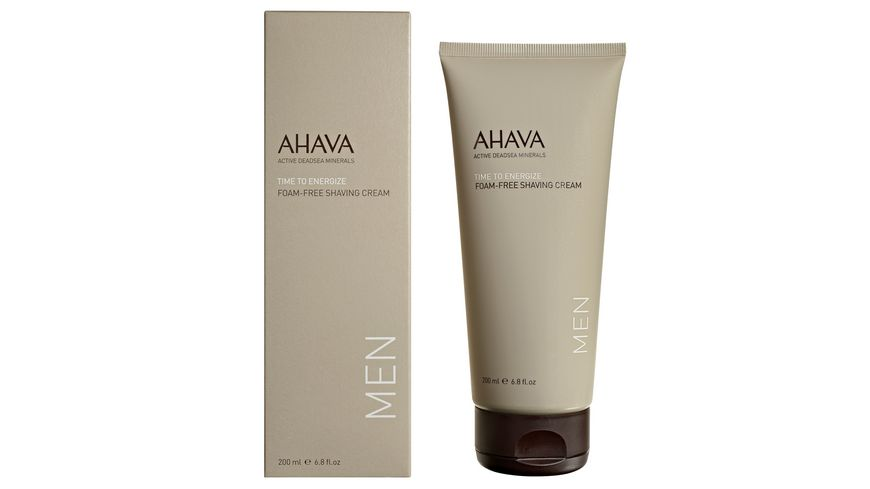 AHAVA Foam Free Shaving Cream