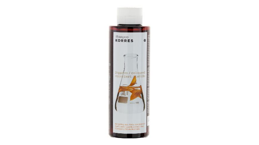 KORRES Sunflower & Mountain Tea Shampoo