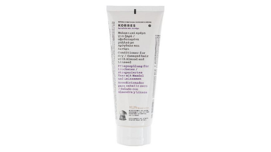 KORRES Almond Linseed Conditioner