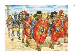 Italeri 6021 Figuren 1 72 Roemische Infanterie 1 2 Jhdt