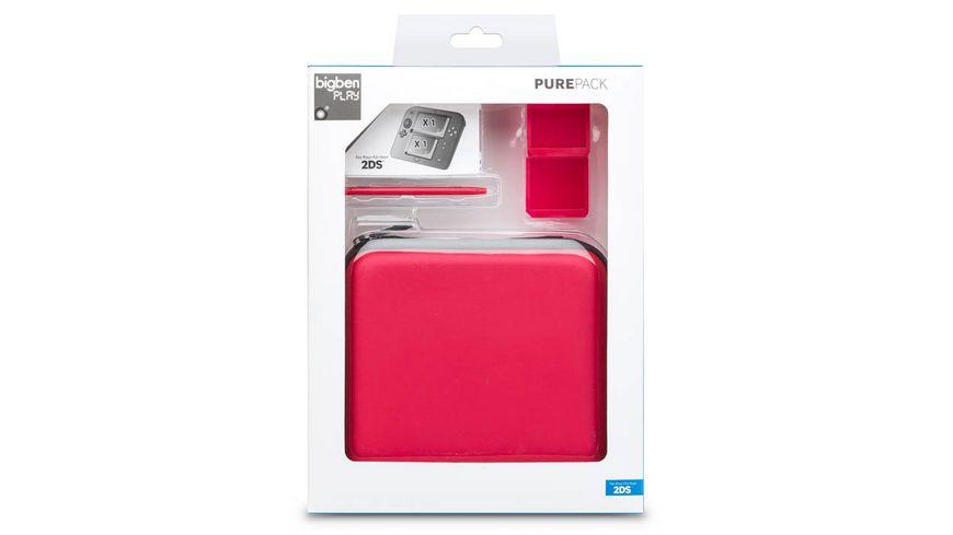 Nintendo 2DS Pack Pure Tasche Zubehoer