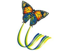 Guenther Flugmodelle Einleinerdrachen Butterfly