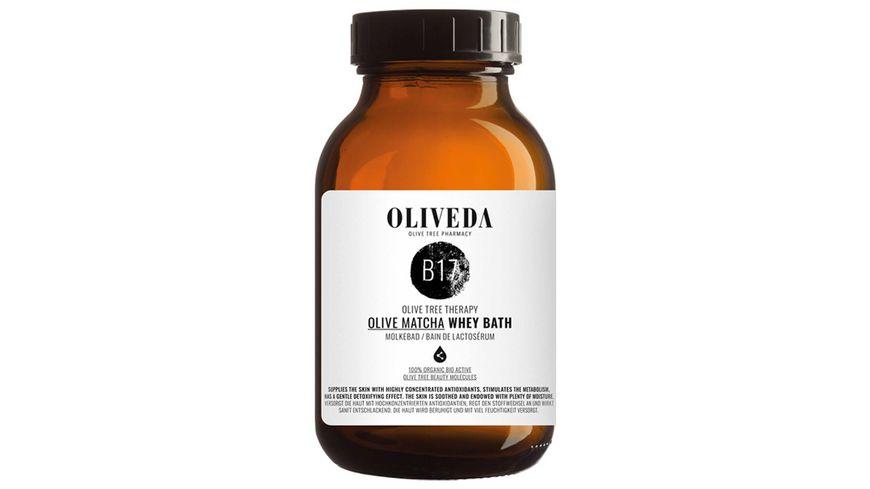 OLIVEDA Oliven Molke Bad