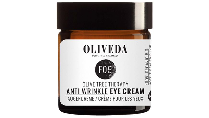 OLIVEDA Anti Wrinkle Augencreme