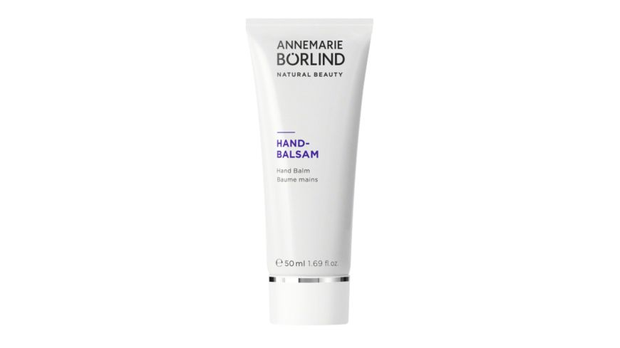 ANNEMARIE BOeRLIND Beauty Secrets Hand Balsam