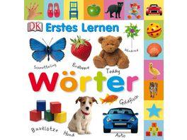 Dorling Kindersley Verlag Erstes Lernen Woerter