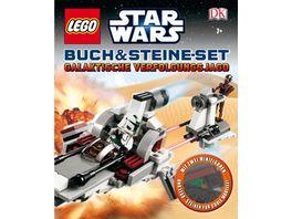Dorling Kindersley Verlag LEGO Star Wars Buch Steine Set