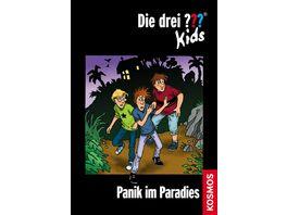 Buch KOSMOS Die drei Kids Band 1 Panik im Paradies