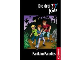 KOSMOS Die drei Kids Panik im Paradies Band 1