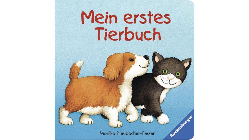 Ravensburger Bilderbuch Mein erstes Tierbuch