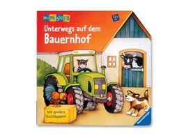 Ravensburger ministeps Unterwegs auf dem Bauernhof