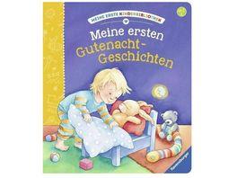 Ravensburger Bilderbuch Meine ersten Gutenacht Geschichten