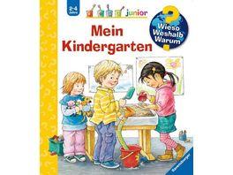 Ravensburger Wieso Weshalb Warum Junior Mein Kindergarten