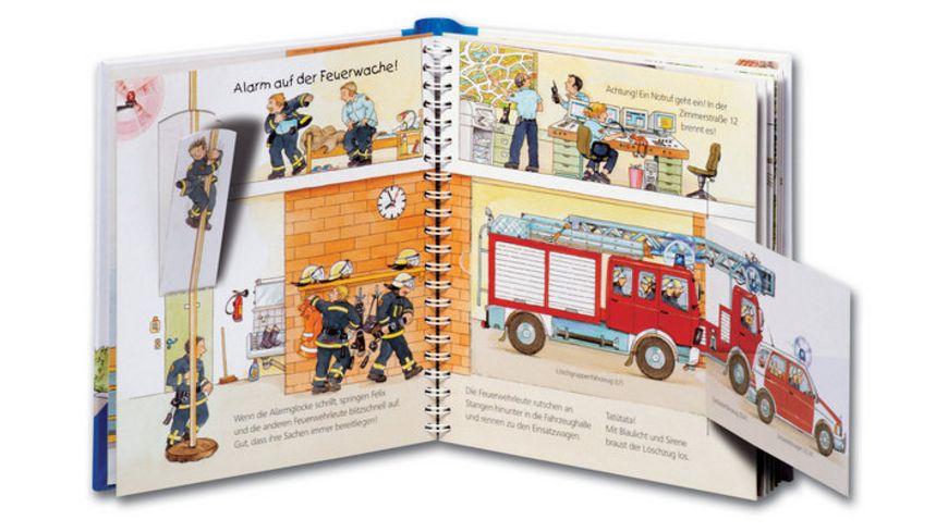 Ravensburger Buch Wieso Weshalb Warum Junior Die Feuerwehr