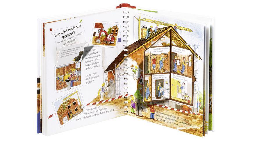 Ravensburger Buch Wieso Weshalb Warum Junior Die Baustelle