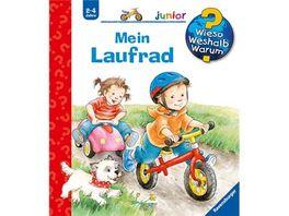 Buch Ravensburger Buch Wieso Weshalb Warum Junior Mein Laufrad