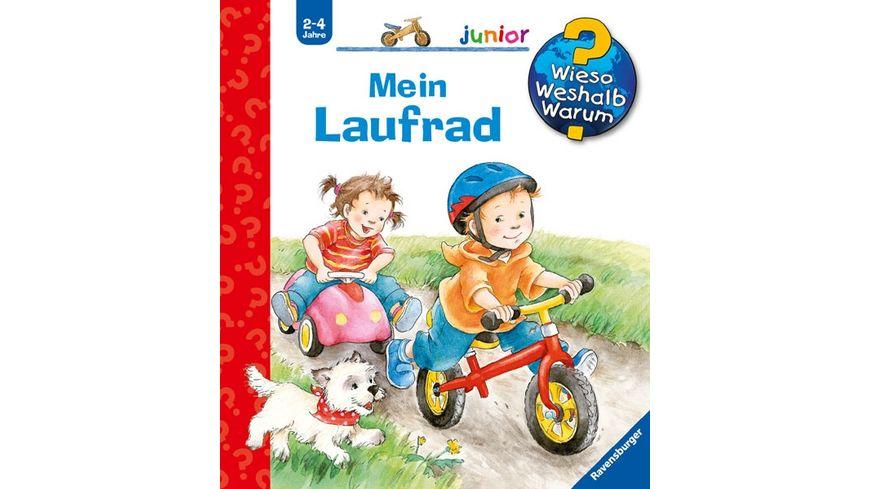 Ravensburger Wieso Weshalb Warum Junior Mein Laufrad