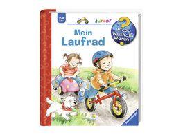 Ravensburger Buch Wieso Weshalb Warum Junior Mein Laufrad