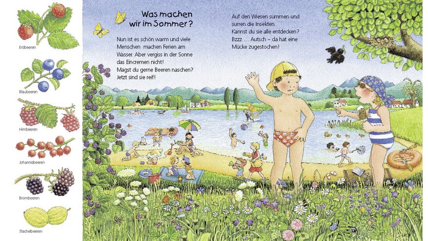 Ravensburger Buch Wieso Weshalb Warum Junior Die Jahreszeiten