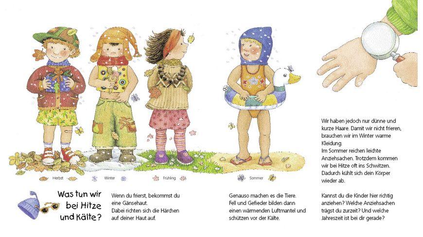 Ravensburger Wieso Weshalb Warum Junior Die Jahreszeiten