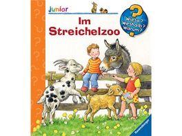Buch Ravensburger Buch Wieso Weshalb Warum Junior Im Streichelzoo