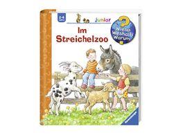 Ravensburger Buch Wieso Weshalb Warum Junior Im Streichelzoo