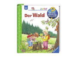 Buch Ravensburger Buch Wieso Weshalb Warum Junior Der Wald