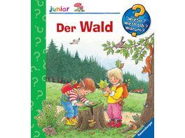 Ravensburger Wieso Weshalb Warum junior Der Wald Band 6