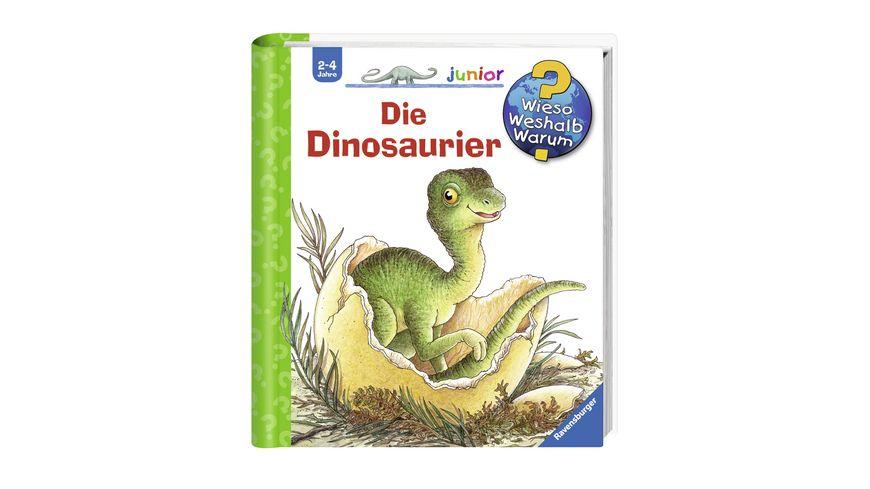 Ravensburger Buch Wieso Weshalb Warum Junior Die Dinosaurier