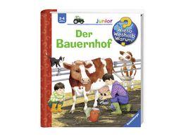 Buch Ravensburger Buch Wieso Weshalb Warum Junior Der Bauernhof