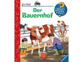 Ravensburger Wieso Weshalb Warum junior Der Bauernhof Band 1