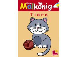 Buch Tessloff Kleiner Malkoenig Tiere