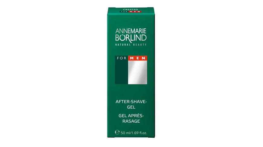 ANNEMARIE BOeRLIND FOR MEN After Shave Gel