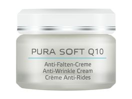 ANNEMARIE BOeRLIND Beauty Specials Pura Soft Q10 Anti Falten Creme