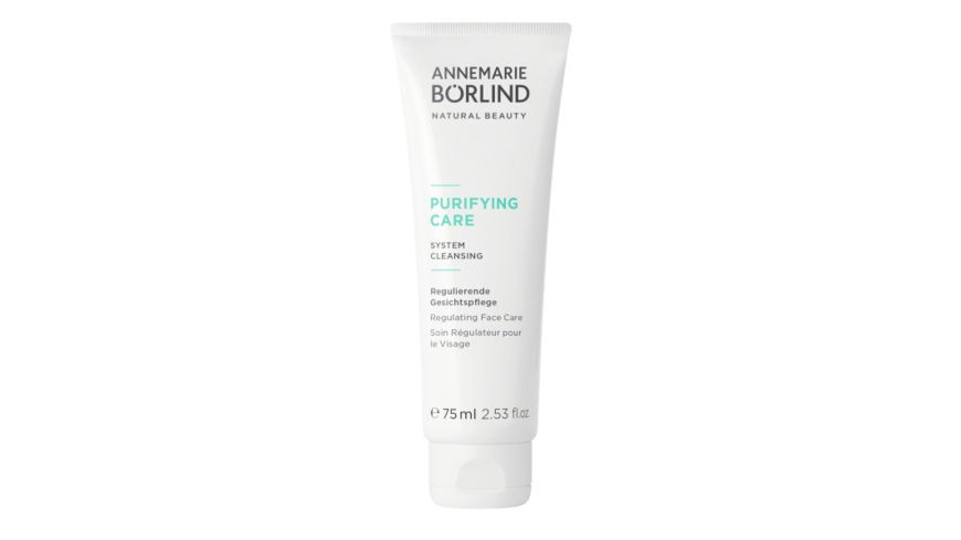 ANNEMARIE BOeRLIND PURIFYING CARE Regulierende Gesichtspflege