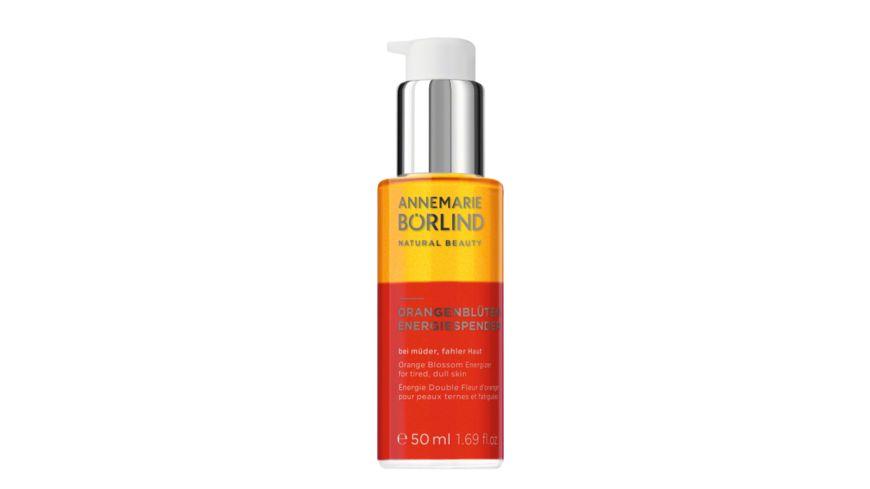 ANNEMARIE BOeRLIND Beauty Secrets Orangenblueten Energiespender