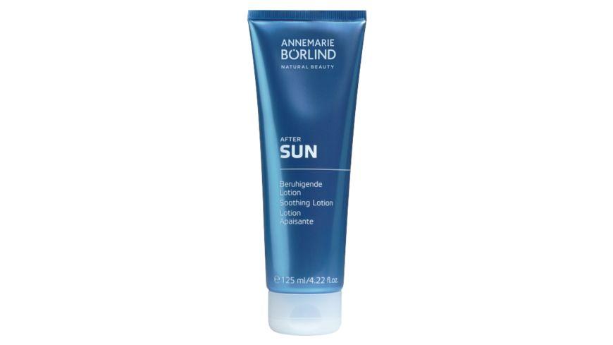 ANNEMARIE BOeRLIND Sun After Sun Beruhigende Lotion