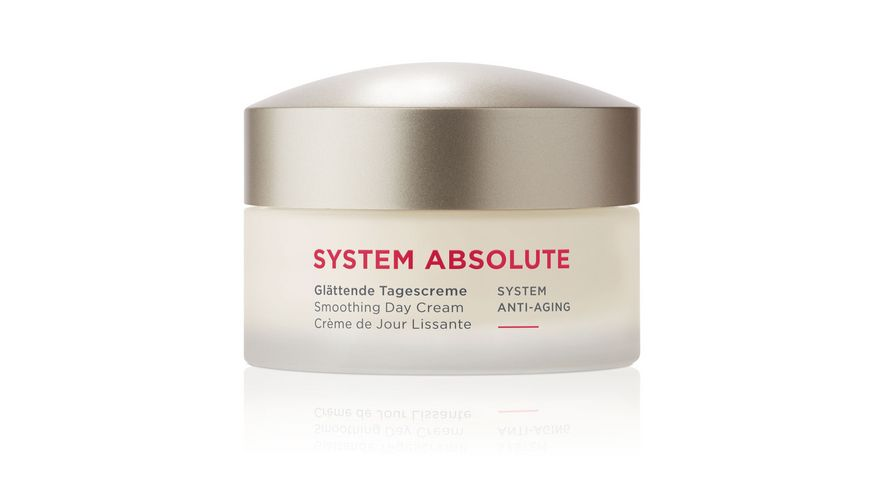ANNEMARIE BOeRLIND Anti Aging System Absolute Tagescreme