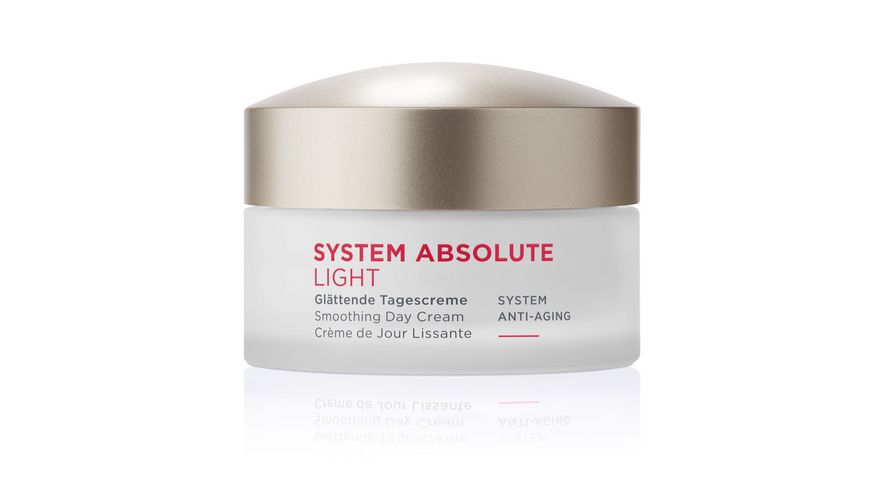 ANNEMARIE BOeRLIND Anti Aging System Absolute Light Tagescreme
