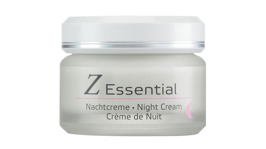 ANNEMARIE BOeRLIND Z Essential Nachtcreme
