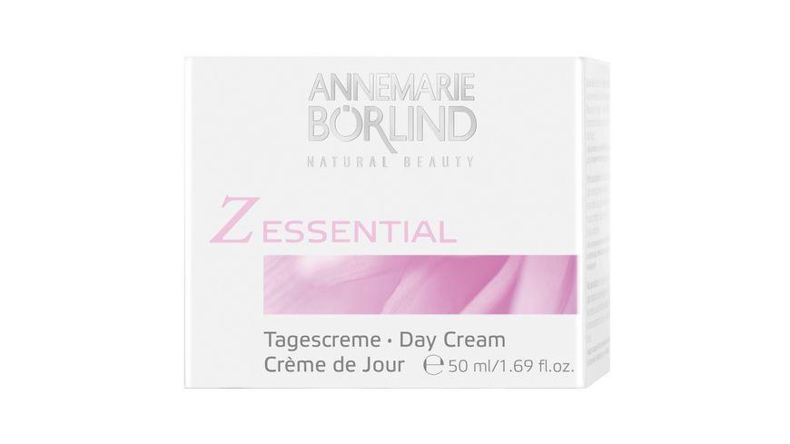 ANNEMARIE BOeRLIND Z Essential Tagescreme