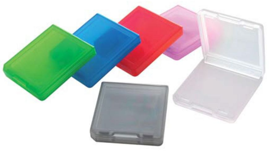 Game Organizer 6Stueck DS DSi DSiXL 3DS 3DSXL