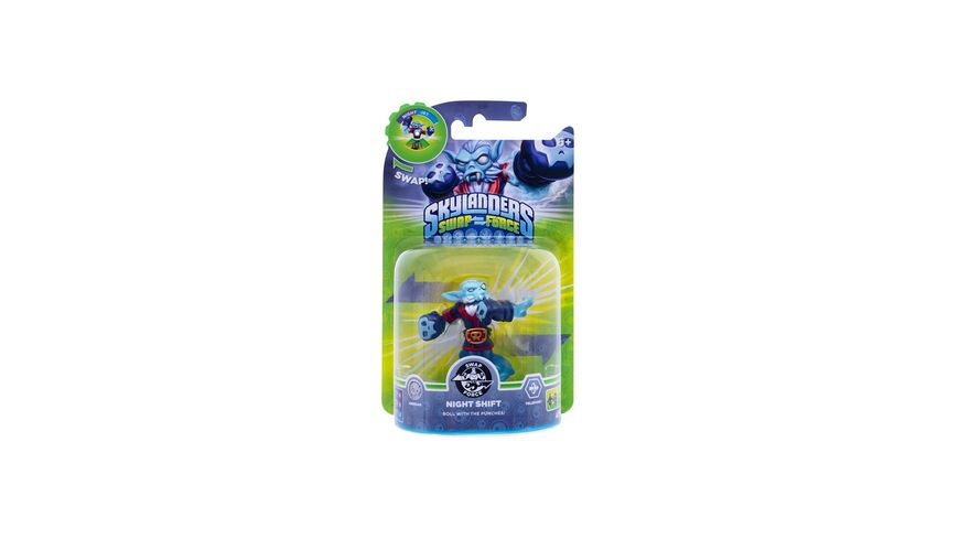 Skylanders Swap Force Einzelfigur Night Shift