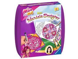 Ravensburger Beschaeftigung Mini Mandala Designer Mia and me