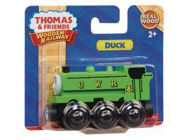 Fisher Price Thomas und seine Freunde Duck Lokomotive Holz